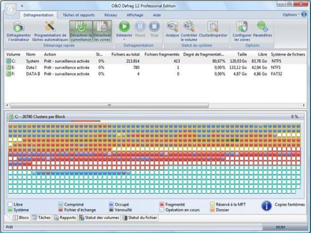 Défragmentez votre disque dur pour des performances maximales !