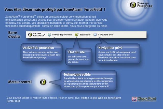 Surfez sur Internet en toute liberté !
