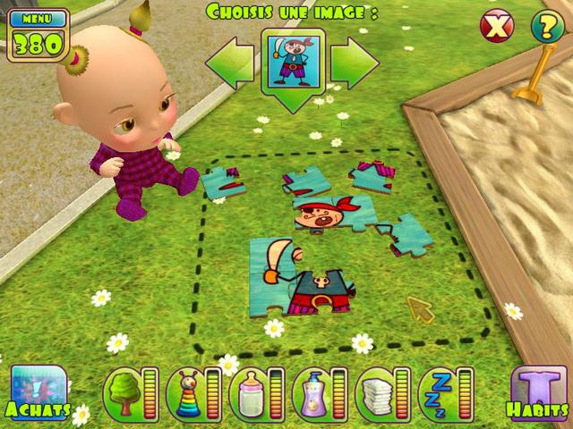 Adoptez un bébé virtuel !