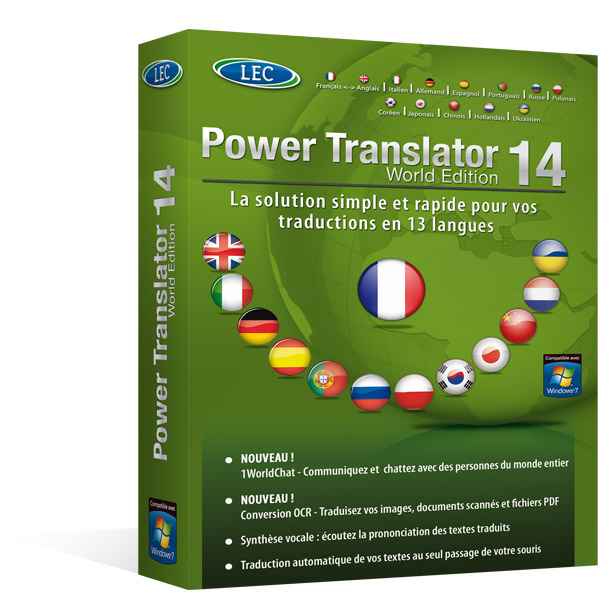 Power Translator 14 World