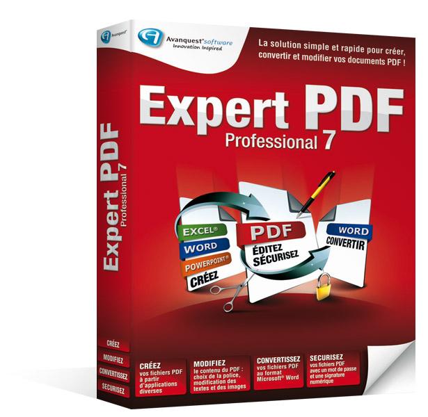 Expert PDF7 Professional - Mise à jour