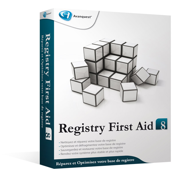 Registry First Aid 8