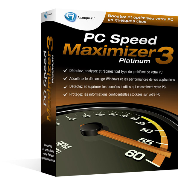 PC Speed Maximizer 3 Platinum
