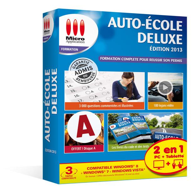 Auto-Ecole Deluxe 2013