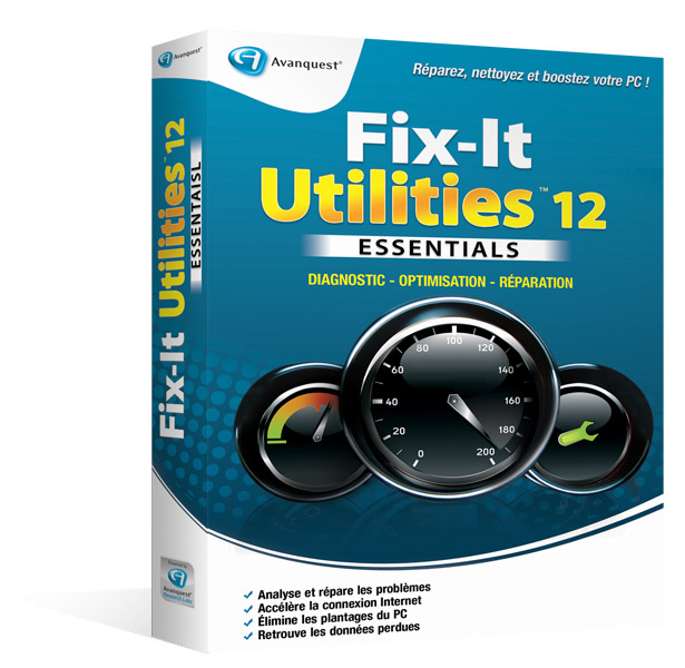 Fix-It Utilities 12 Essentials