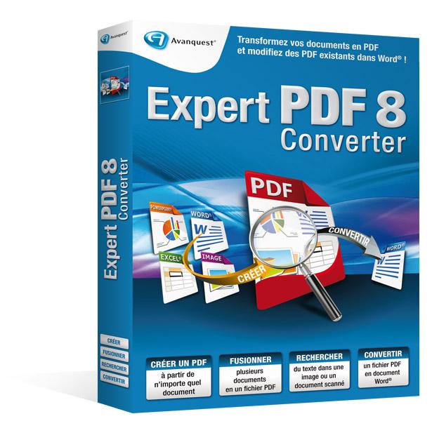 Expert PDF8 Converter
