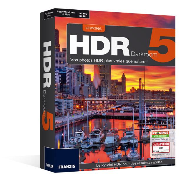 HDR Darkroom 5 Windows
