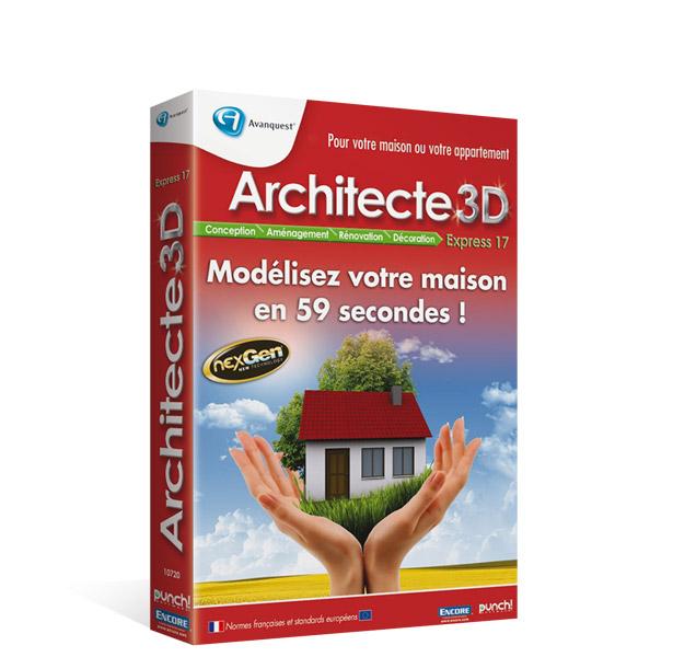 Architecte 3D Express 2013 (V17)