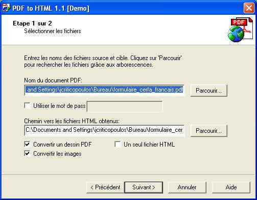 Convertissez vos PDF en HTML sans perte de mise en forme !