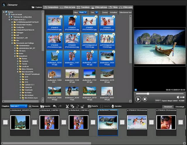 Le montage, léditionet la diffusion de vos films en HD !