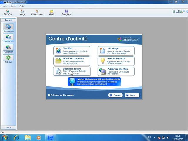 Maîtrisez la création de site Internet – Pack Formation illimitée WebEasy 8