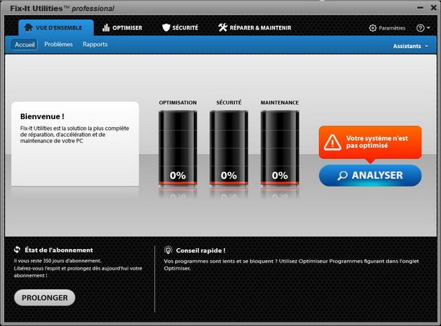 Profitez de 4 logiciels en 1 ! Réparez, sauvegardez, optimisez vos pilotes, vos fichiers et boostez la rapidité de votre PC !