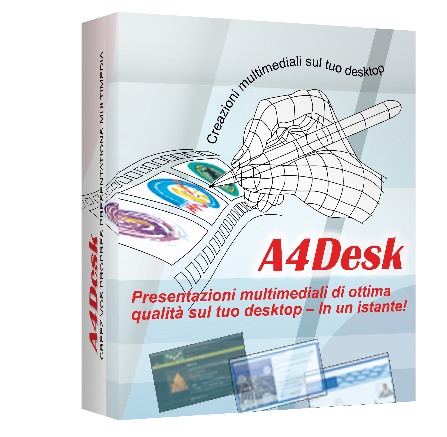 A4Desk Enterprise Edition