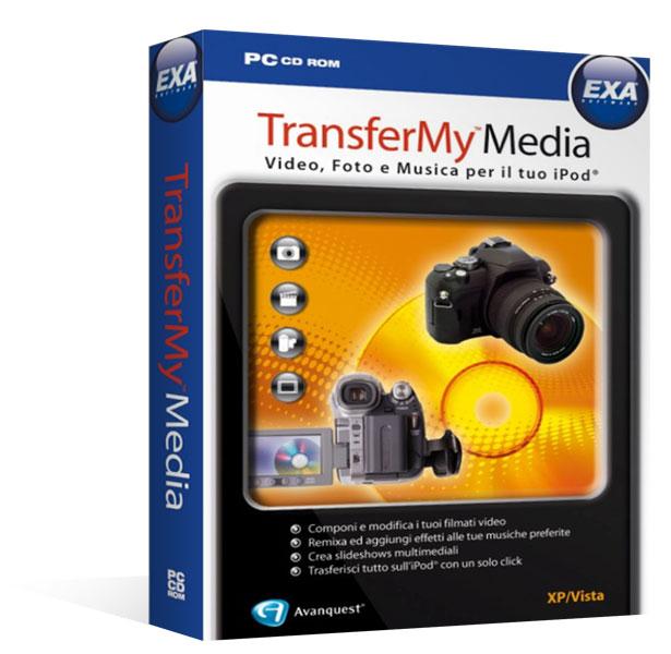 TransferMy Media