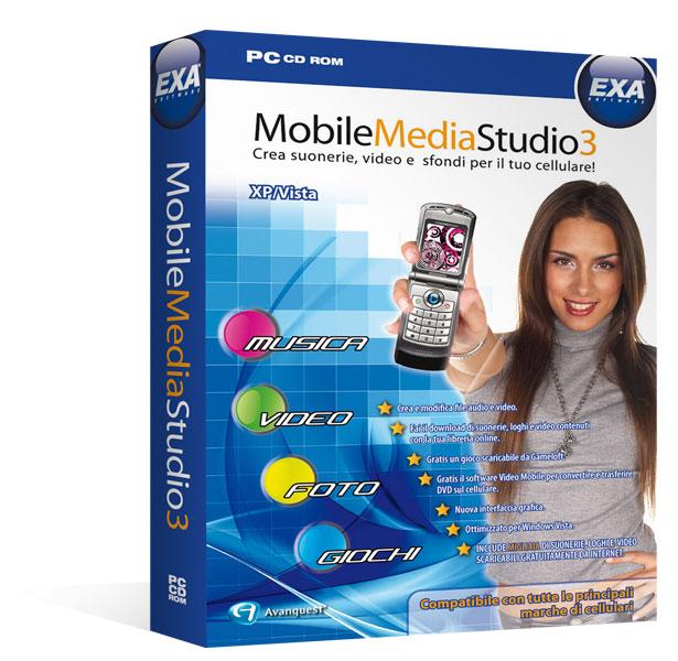 Mobile Media Studio 3