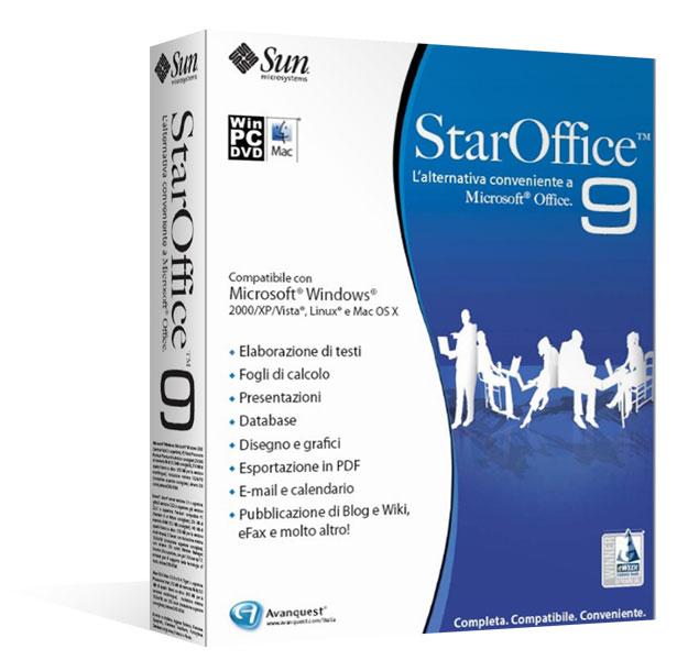StarOffice™ 9