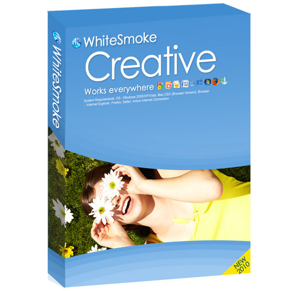 WhiteSmoke Creative Writing 2010