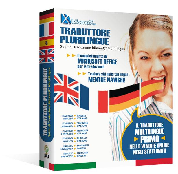 Suite di Traduzione IdiomaX