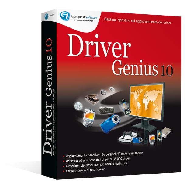 Driver Genius Professional 10 - Upgrade