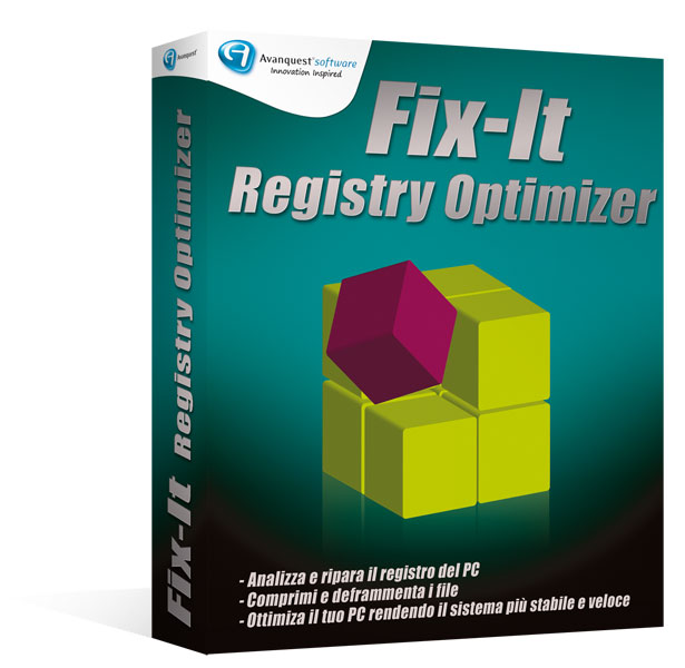 Fix-It Registry Optimizer