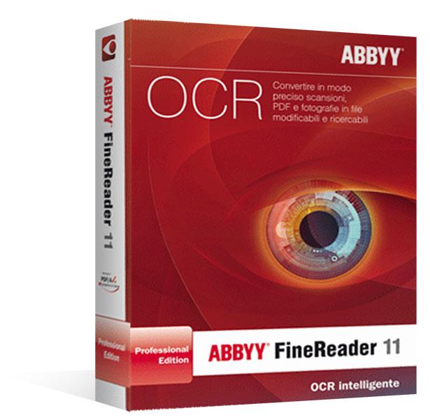 ABBYY FineReader11 Professional Edition - Aggiornamento