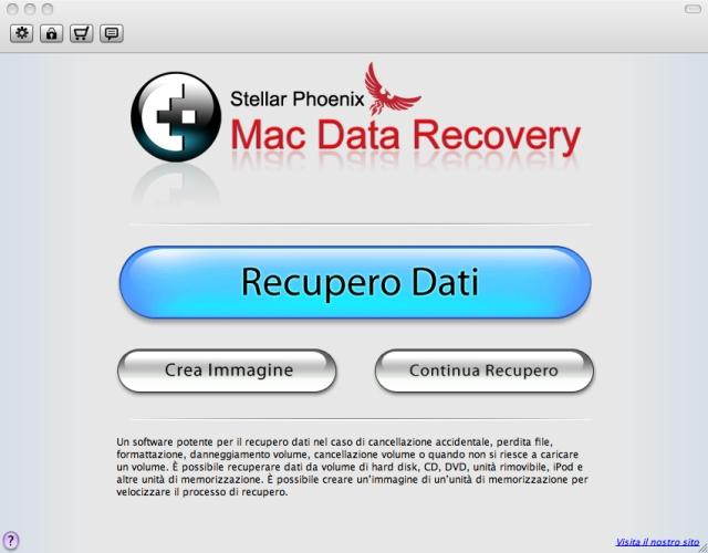 Recupera i tuoi dati danneggiati, cancellati o corrotti!