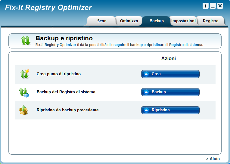 Ripara il tuo registro per un PC più veloce ed efficiente!