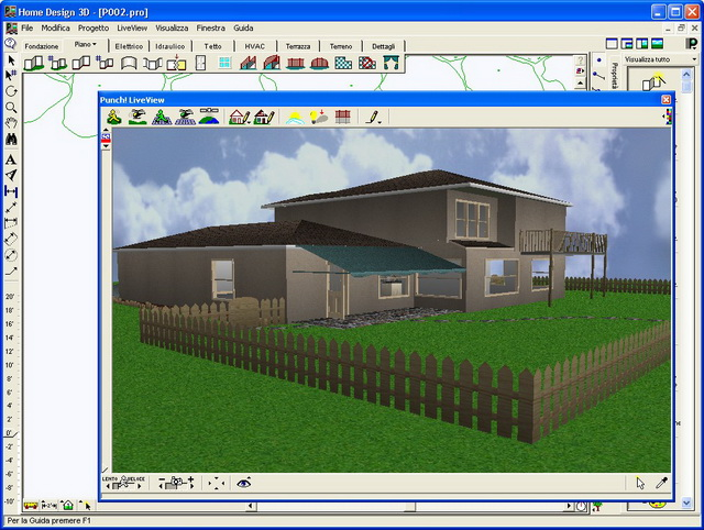 Home design 3d 2011 professional for Progettazione interni software