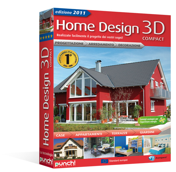 Home Design 3D 2011 Compact