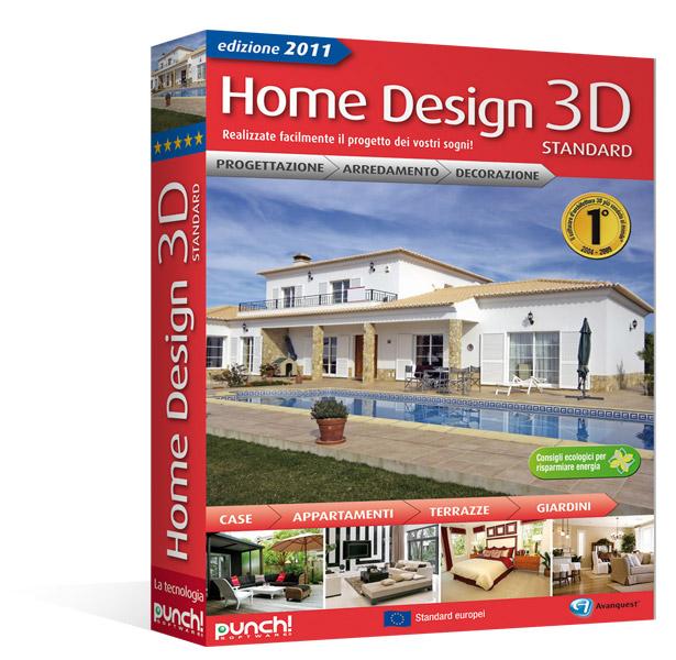 Home Design 3D 2011 Standard