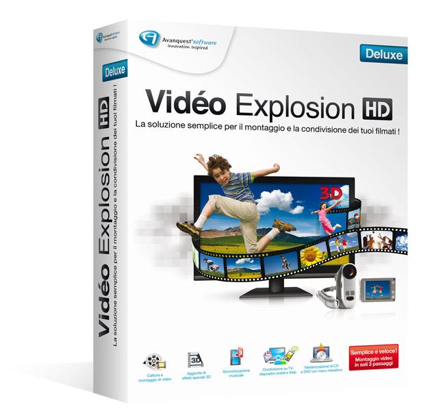 Vido Explosion HD Deluxe