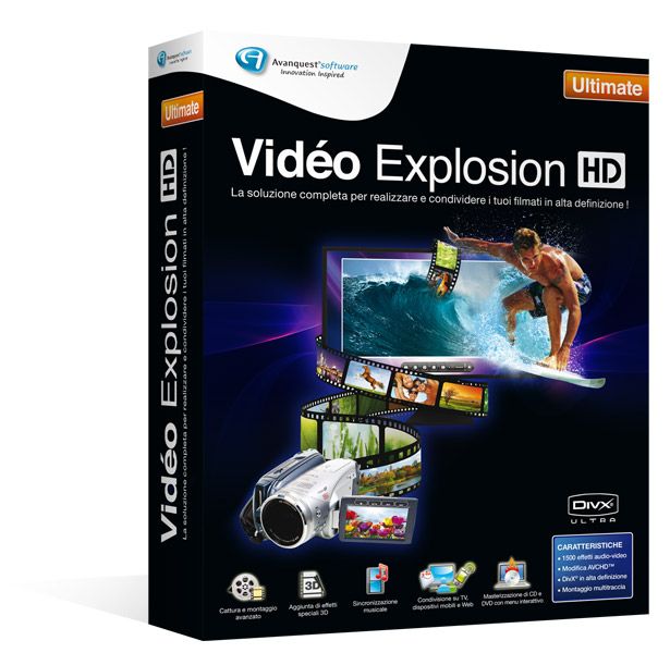 Video Explosion HD Ultimate