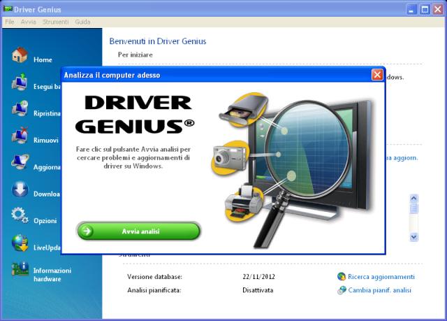 Oltre 80.000 driver disponibili !