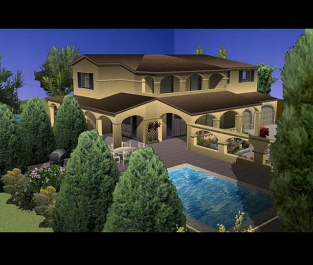 Home design 3d 2011 standard for Progettazione 3d gratis