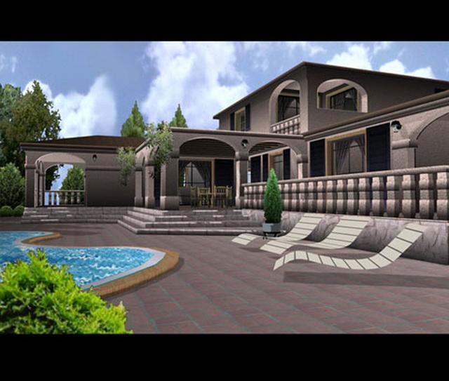 Home design 3d 2011 standard for Progetta la mia casa dei sogni