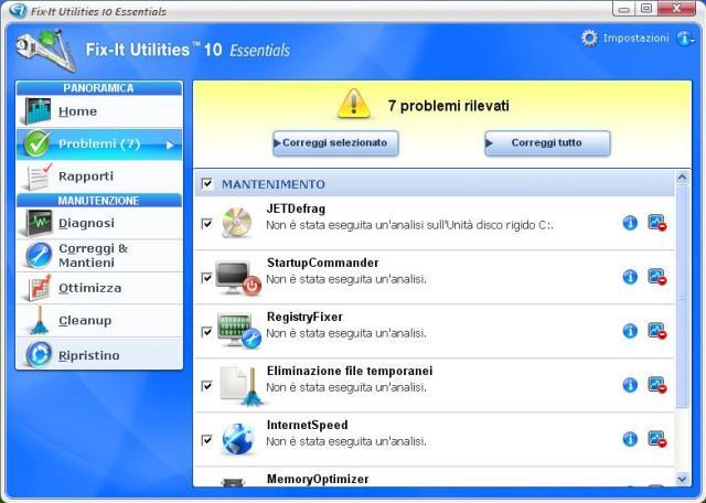 Ripara, accelera e pulisci il tuo PC in pochi clic!
