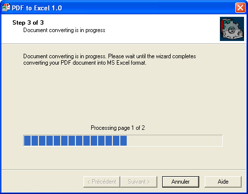 Pdf To Excel Pdf To Excel Is A Program To Convert Adobe