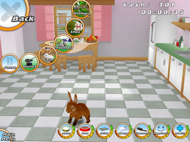 101 Bunny Pets (no virus) preview 3