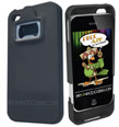 Black iPhone Bottle Opener with free App