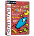 Play & Learn - Reading and Counting