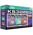 Letts KS3 Triple Pack