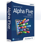 Alpha Five v11 Developer Kit Upgrade