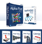 Alpha Five v11 Premium Application Server Bundle Upgrade