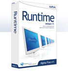 Alpha Five v11 Runtime Upgrade