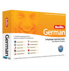 Berlitz German Learning Language Suite