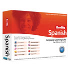 Berlitz Spanish Learning Language Suite