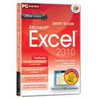 Learn to use Microsoft® Excel® 2010