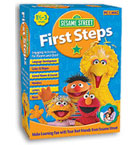 Sesame Street – First Steps