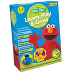 Sesame Street - Learn, Play & Grow