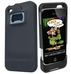 iPhone 4 Bottle Opener Phone Case - Black